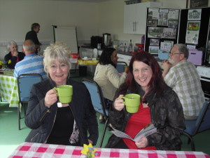 Pop In day. Join us for a cuppa!
